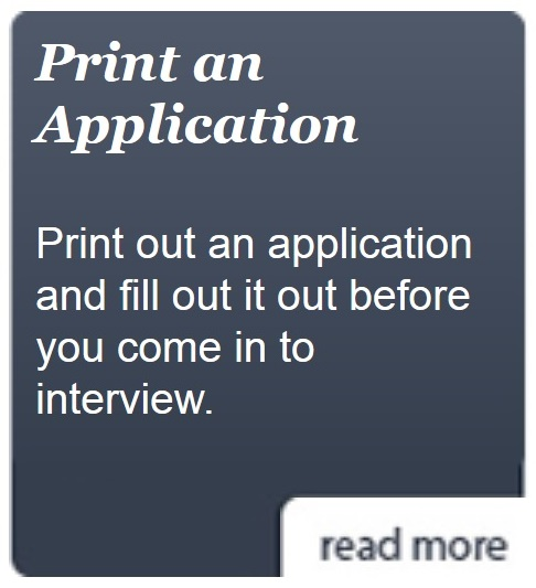 Print an Application
